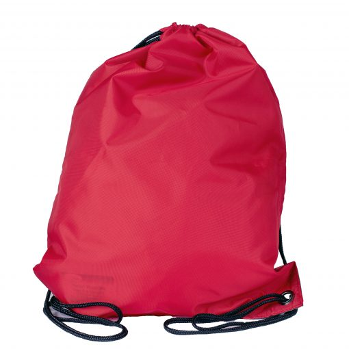 RED BRIGHTZ DRAWSTRING BAG