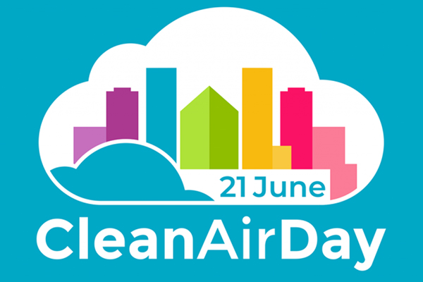 Image result for clean air day