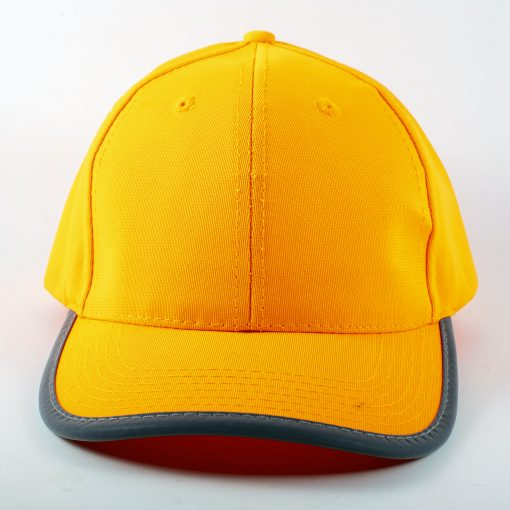 high vis baseball cap