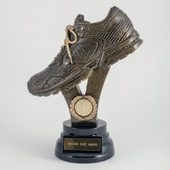 golden shoe trophy