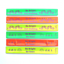 snapbands with be bright and get walking designs