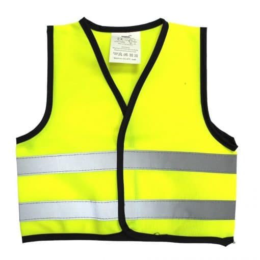 child high vis waistcoat mini sizes