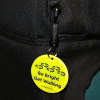 clip on reflector with be bright get walking design