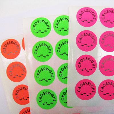 crossright stickers