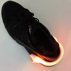 LED shoe clip on trainer