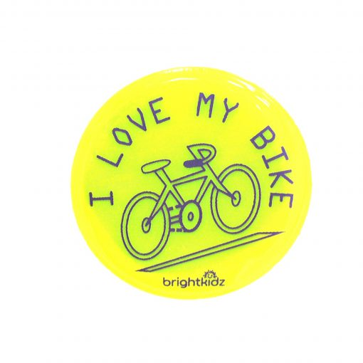 love my bike badge