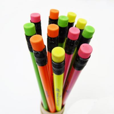 pencils with active travel designs