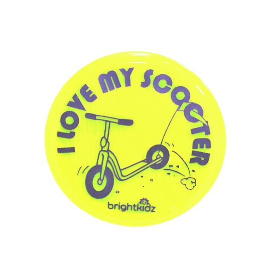 scooter badge