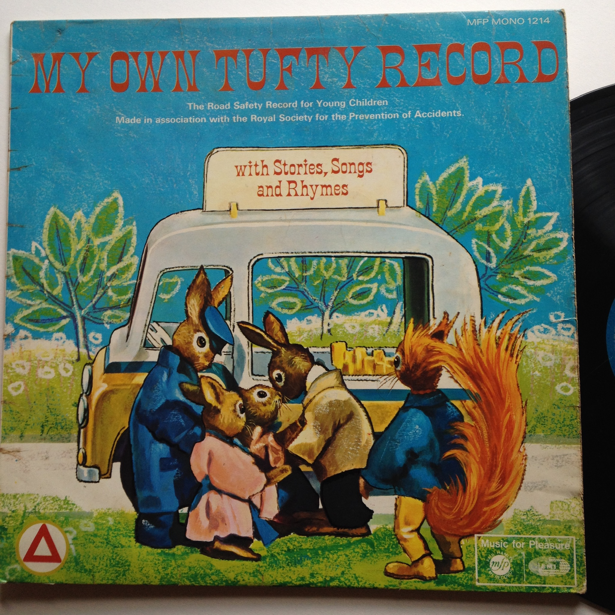 Tufty Record