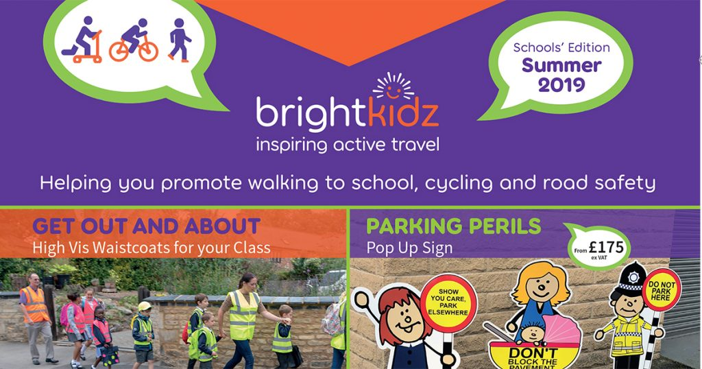 Brightkidz School Summer flyer