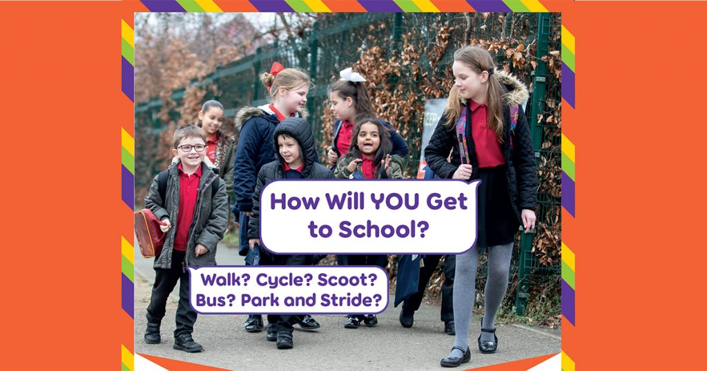 how will you get to school guide