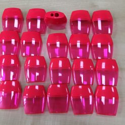 red pencil sharpeners