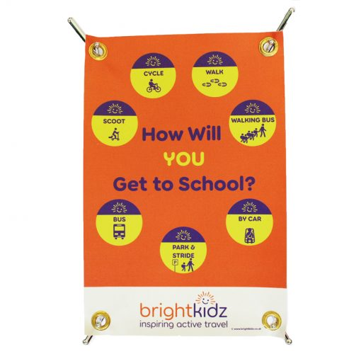 how will you get to school table banner
