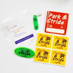 Park and Stride Pack Contents
