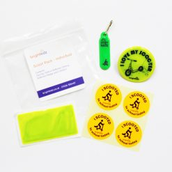 Scoot Pack Contents