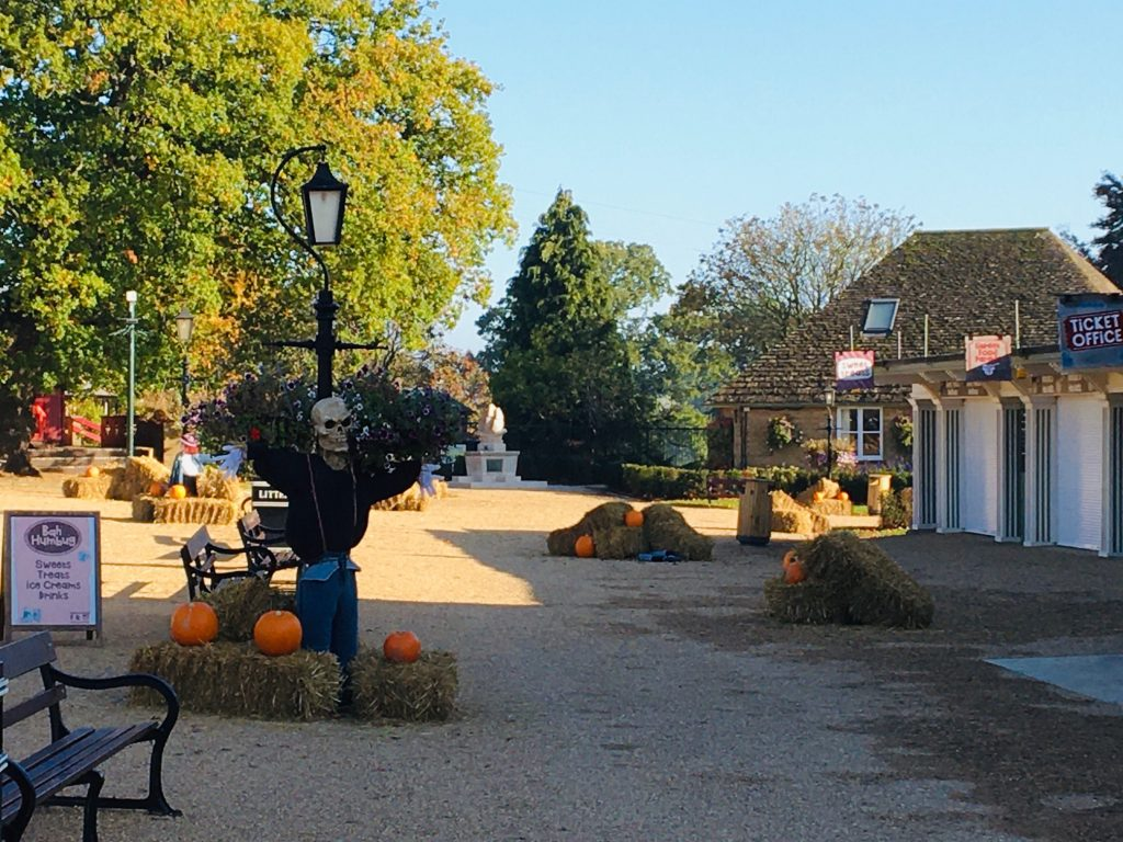 wicksteed pumpkin hunt
