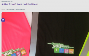 active travel look and feel fresh blog