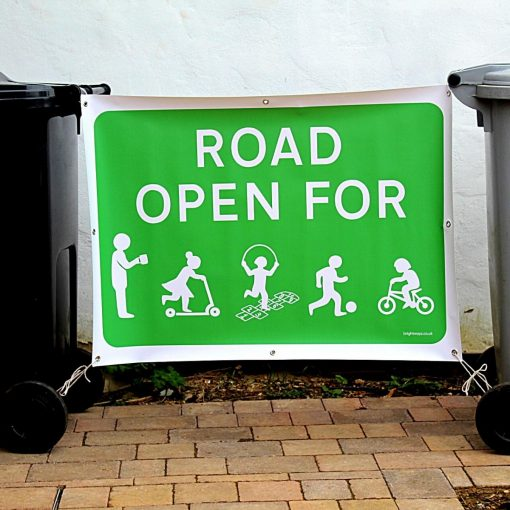 Road Open for Play